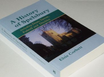 A History of Spelsbury, including Dean, Taston, Fulwell and Ditchley, by Elsie Corbett